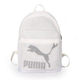 Puma net design bag - white (April Sales) 10303699