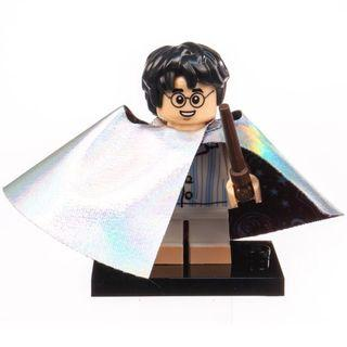 Harry Potter in Pajamas ( Lego Harry Potter Minifigure Series )