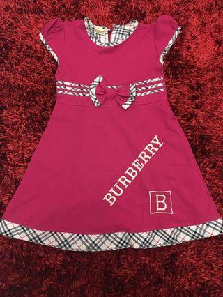 Dress Anak Pinky