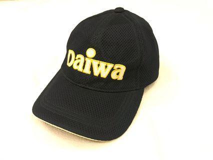 Vintage Daiwa Mesh Strapback Cap Japan