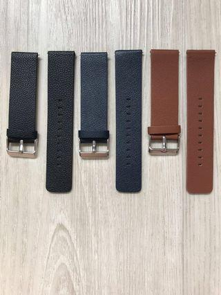 🚚 Fitbit Versa Leather Strap