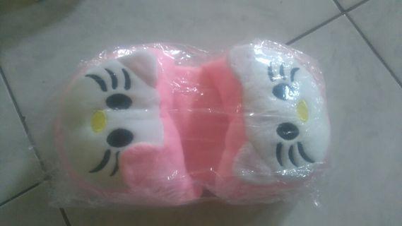 Sandal Tidur Hello Kitty