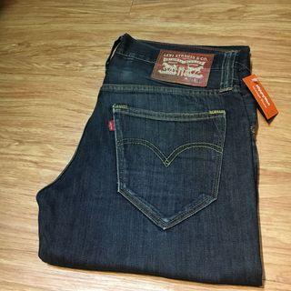 Levi's 牛仔長褲