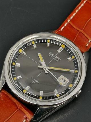 Seiko 7005 - 8062 自動上弦日曆手錶