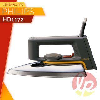 SETRIKA PHILIPS HD1172 HD 1172 350W DRY IRON