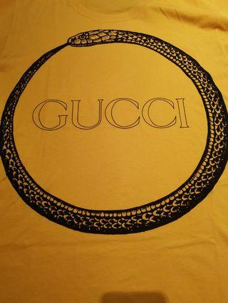 Gucci S/S T Shirt Loved BS (Oversize XS)