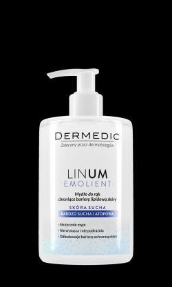 Dermedic : LINUM (亞麻籽) 洗手液 300ml