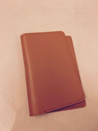 Passport Holder - Brown