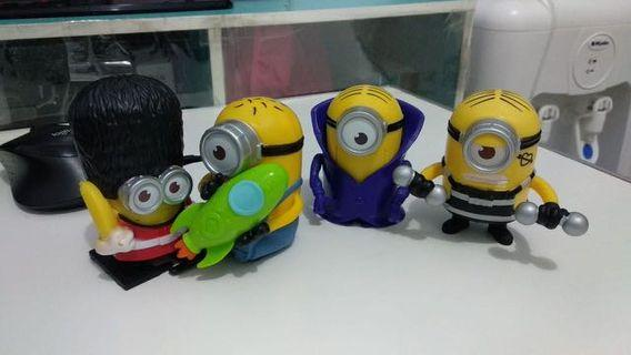 Happy Meal Minions