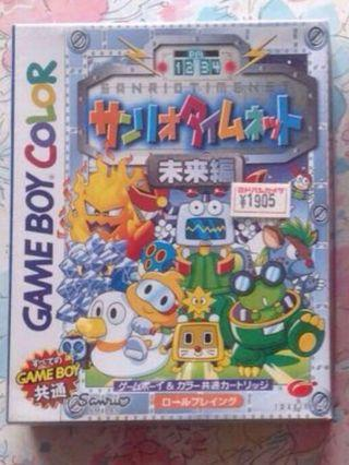 Gameboy Color 遊戲 2 盒