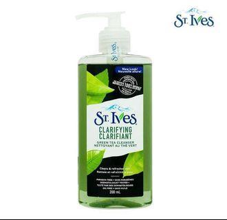 St Ives Green Tea Cleanser 200ml