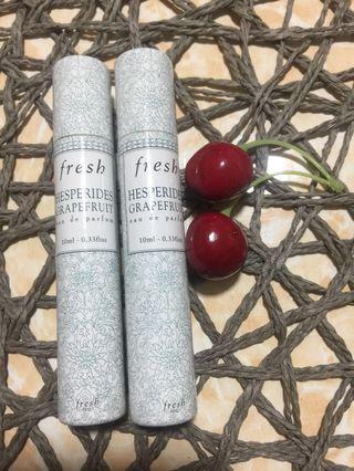 Fresh GrapeFruit Eau de Parfum 10ml Rollerball