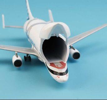 1/400 JC Wings A330-743L AIRBUS Beluga XL F-WBXL