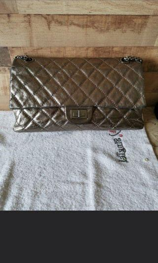 6db4409d9e55ca chanel reissue authentic   Bags & Wallets   Carousell Singapore