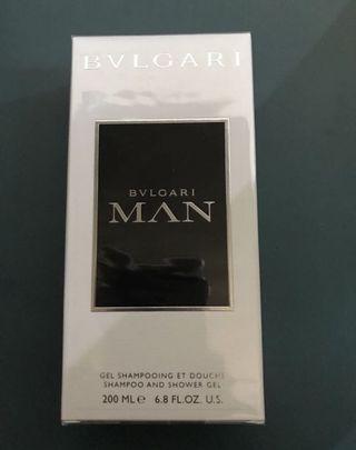 Bvlgari Man shower and shampoo Gel 200ml