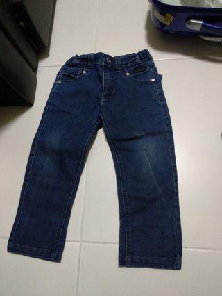 Jeans for 4-5yo