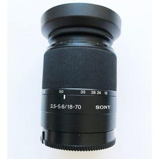 Sony 3.5-5.6/18-70  for sale S$289
