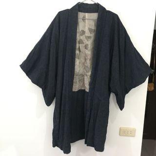 🚚 日本帶回 古著 和服外套 棉襖