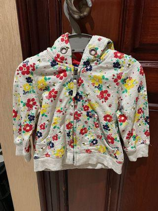 Jacket mothercare for baby girl