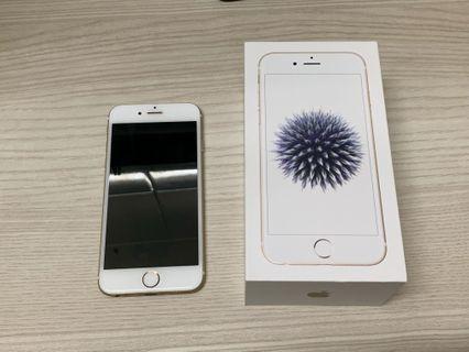 iPhone 6 Gold 32GB (100% original)