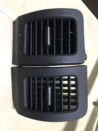 Toyota wish aircon grille.....