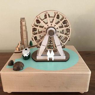 摩天輪音樂盒