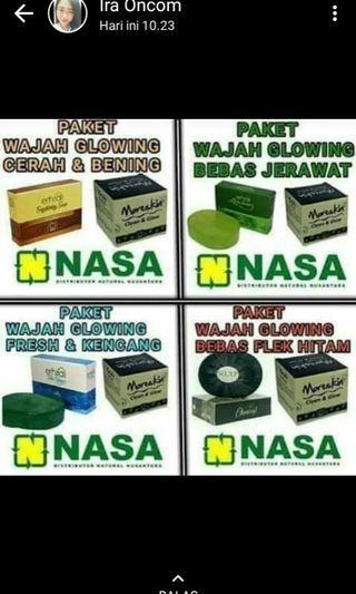 Erhsali soap NASA
