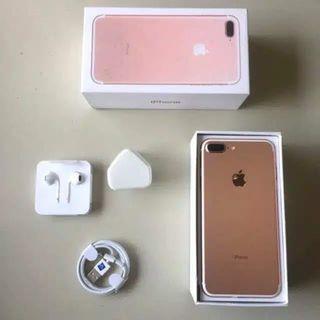 iPhone 7+ 128Gb Rose Gold second 7 plus
