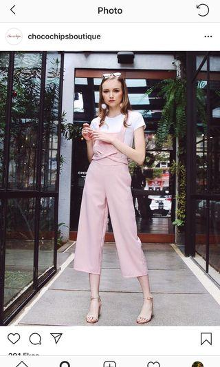 Pinky jumpsuit