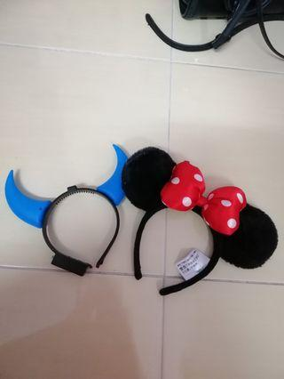 Minnie hairband