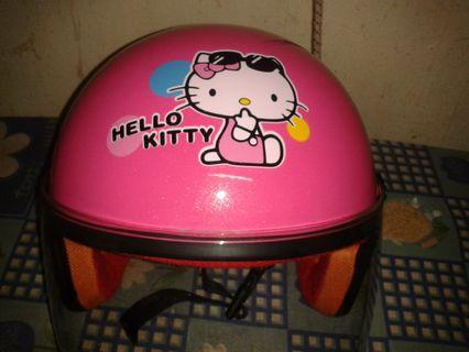 012-7870846-HELMET HELLO KITY FOR GIRL