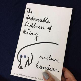 Unbearable Lightness of Being by Milan Kundera