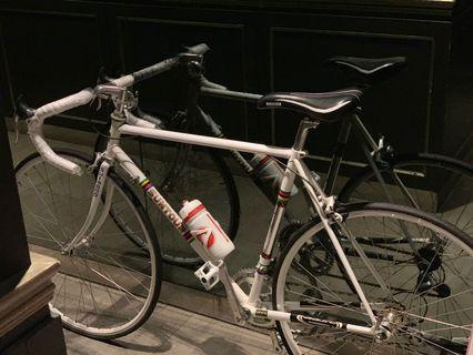 Suntour Shimano Raleigh Bike