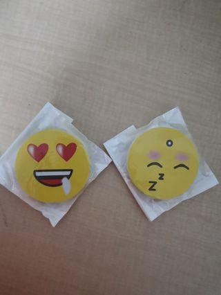 Emoji post it pads