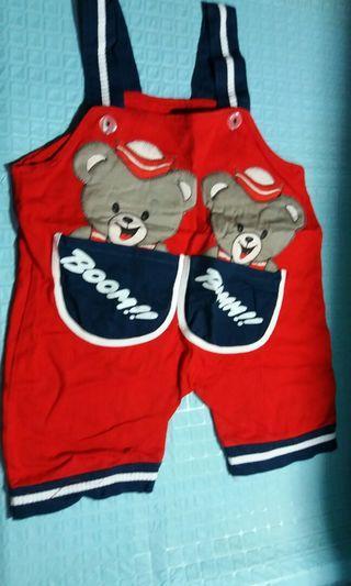 #bapau overall bear