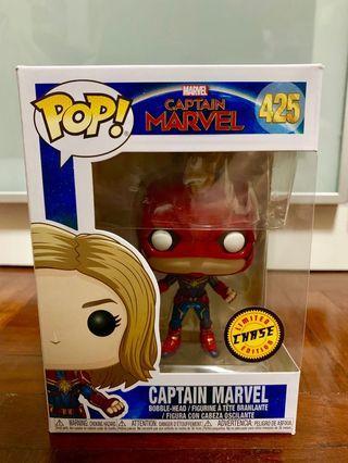 🚚 Funko Captain Marvel Chase