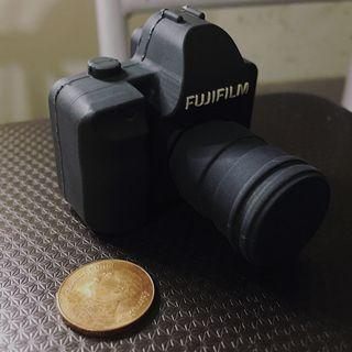 Fujifilm Miniature Camera USB Flash Drive 4GB