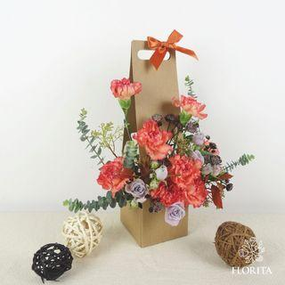 🚚 8% OFF Mother's Day | Flower Box | Fresh Flowers | Flower Delivery | Birthday Flowers