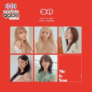 [PREORDER] EXID - ME&YOU (5th Mini Album)