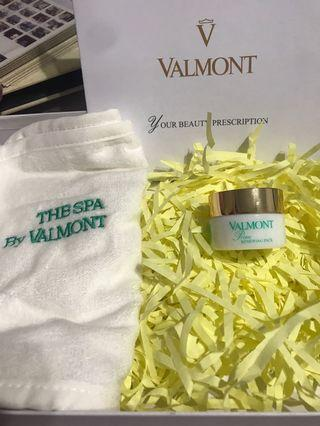 Valmont renewing pack mask