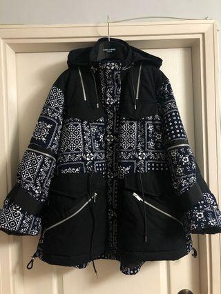 原價$14800 全新Sacai jacket loose fit Sz 2 new