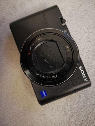 Sony Rx100 v Mark 5