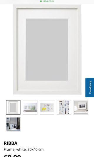 🚚 IKEA Frame