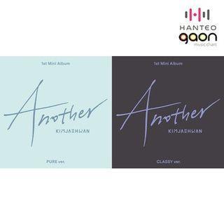 [PREORDER] Kim Jaehwan - Another (1st Mini Album)