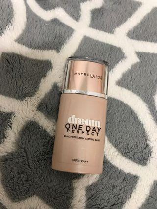 🚚 Maybelline one day妝前乳