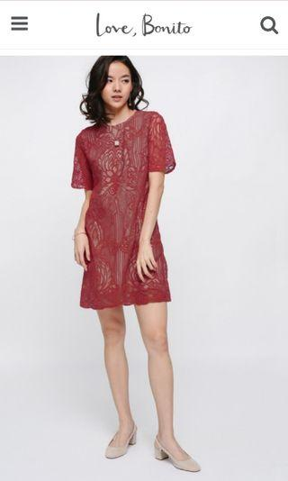 Love Bonito Yashvi Lace Dress