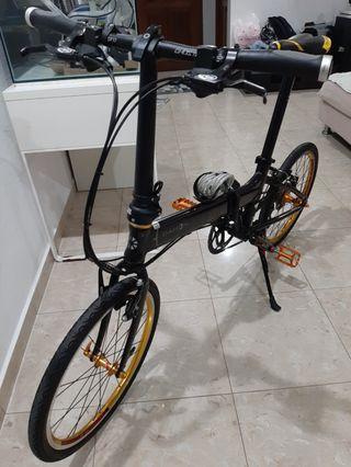 Vitresse P18 folding bike