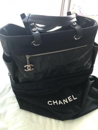 Authentic Chanel large Biarritz