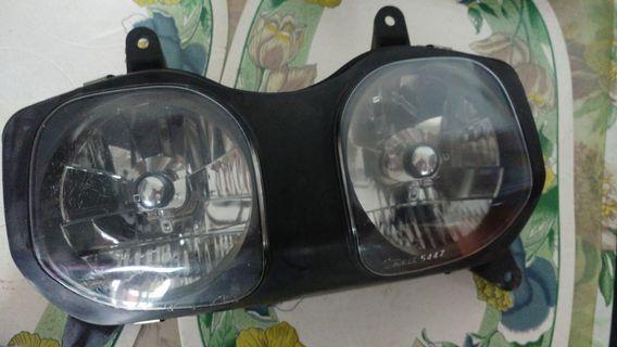Honda RVF400 頭燈