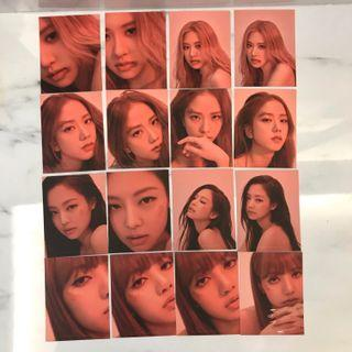 [WTS]Blackpink Kill This Love Puzzle Photocards